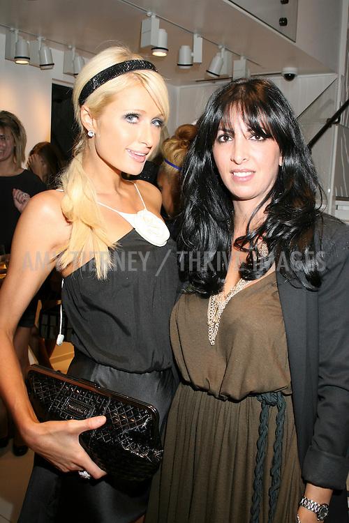 Paris Hilton, and Chloe Boutique managing director Sherrie Hendizadeh