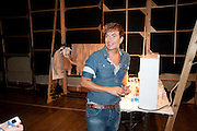 JULIAN MACDONALD, Julian Macdonald fashion show. Banqueting House. London. 19 September 2010. -DO NOT ARCHIVE-© Copyright Photograph by Dafydd Jones. 248 Clapham Rd. London SW9 0PZ. Tel 0207 820 0771. www.dafjones.com.