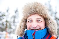 Nils Nutti of Nutti Sámi Siida