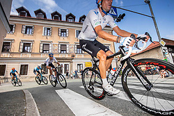 during the 5th Stage of 27th Tour of Slovenia 2021 cycling race between Ljubljana and Novo mesto (175,3 km), on June 13, 2021 in Ljubljana - Novo mesto, Ljubljana - Novo mesto, Slovenia. Photo by Vid Ponikvar / Sportida