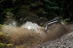 October 4, 2018 - Grande Bretagne - AUTOMOBILE : Rallye de Grande-Bretagne (Credit Image: © Panoramic via ZUMA Press)
