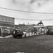 McMurdo Station Coffee House