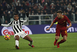 December 23, 2017 - Turin, Italy - Roma forward Stephan El Shaarawy (92) during the Serie A football match n.18 JUVENTUS - ROMA on 23/12/2017 at the Allianz Stadium in Turin, Italy. (Credit Image: © Matteo Bottanelli/NurPhoto via ZUMA Press)