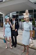 LADY HENRIETTA STANLEY; EARL OF DERBY' ; THE COUNTESS OF DERBYInvestec Derby, Epsom. June 2 2018