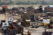 Southern Scrap in Morgan City, Louisiana 2005