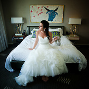 Featured Wedding #3 - Candace and Justin - The Icehouse
