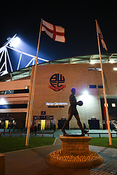 A general view of The Macron Stadium before kick off - Photo mandatory by-line: Matt McNulty/JMP - Mobile: 07966 386802 - 04/02/2015 - SPORT - Football - Bolton - Macron Stadium - Bolton Wanderers v Liverpool - FA Cup - Fourth Round