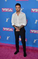 August 20, 2018 - New York, New York, United States - Liam Payne arriving at the 2018 MTV Video Music Awards at Radio City Music Hall on August 20, 2018 in New York City  (Credit Image: © Kristin Callahan/Ace Pictures via ZUMA Press)