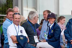 Donckers Karin (BEL), Van Springel Joris (BEL)<br /> World Equestrian festival CHIO Aachen 2011<br /> © Dirk Caremans