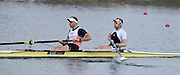 Caversham  Great Britain.<br /> Bow George NASH and Will SATCH.<br /> 2016 GBR Rowing Team Olympic Trials GBR Rowing Training Centre, Nr Reading  England.<br /> <br /> Tuesday  22/03/2016 <br /> <br /> [Mandatory Credit; Peter Spurrier/Intersport-images]