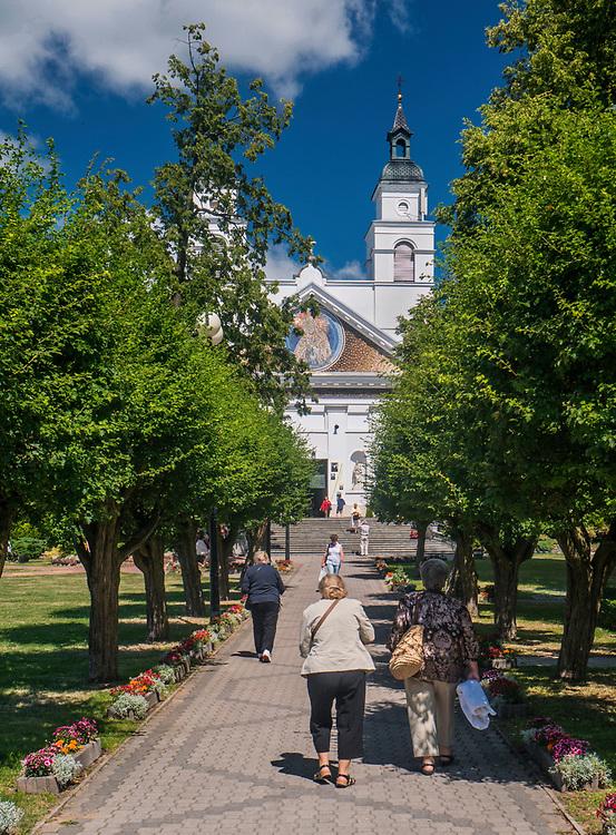 Sanktuarium Cudu Eucharystycznego i kolegiata św. Antoniego w Sokółce, Polska<br /> Neoclassical Church of St. Anthony, Poland