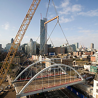 Building the East London Line