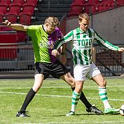 NLD/Amsterdam/20180503- Coen en Sander Live vanuit Johan Cruijff Arena, Frank de Boer en Coen Swijnenberg