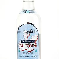El Tesoro de Mi Tierra Blanco -- Image originally appeared in the Tequila Matchmaker: http://tequilamatchmaker.com