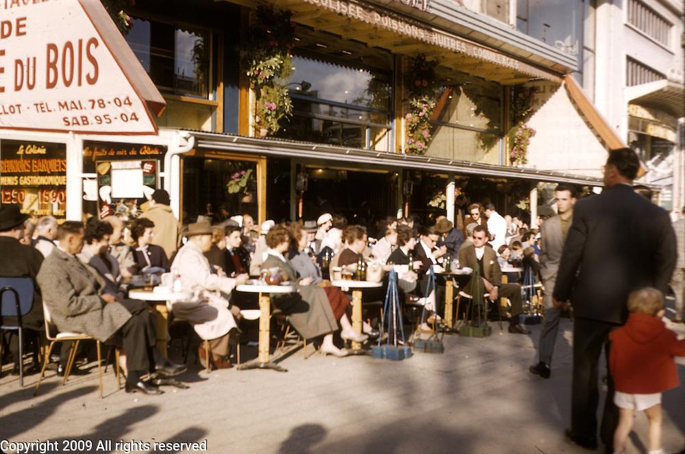 Paris, France in 1959.