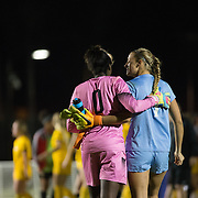 11/3/16 6:51:20 PM- Big West Women's Soccer Semifinal match of Cal State Long Beach against Cal State Northridge  at Cal State Long Beach in Long Beach, CA<br /> <br /> Photo by Chris M. Leung/Sports Shooter Academy