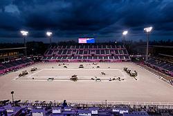 Dressage stadium<br /> Olympic Games Tokyo 2021<br /> © Hippo Foto - Stefan Lafrentz<br /> 24/07/2021