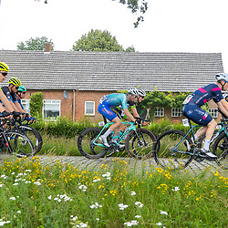 VELDHOVEN (NED) July 4 <br /> CYCLING <br /> The first race of the Schwalbe Topcompetition the Simac Omloop der Kempen<br /> Jesper Rasch (34) <br /> Brune Schmitz (186)<br /> Marino Noorddam (74)