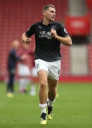 Burnley's Sam Vokes