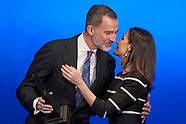 022019 Spanish Royals attends the 'World Peace & Liberty Award'