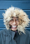 International workers who live in Longyearbyen, Spitsbergen. Spitsbergen is the largest island of the arctic archipelago Svalbard, of Norway and people do not need a visa to work there
