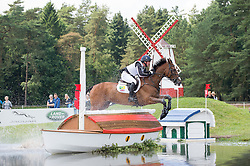 Townend Oliver, (GBR), Dromgurrihy Blue   <br /> Cross country - CCI4* Luhmuhlen 2016<br /> © Hippo Foto - Jon Stroud<br /> 18/06/16