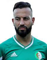 Fifa Men´s Tournament - Olympic Games Rio 2016 - <br /> Algeria National Team -  <br /> Abdelghani DEMMOU