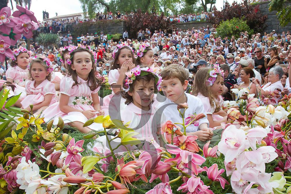 Desfile da Festa da Flor 2011, Madeira flower festival parade 2011.Foto Gregorio Cunha