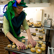 Rumlepotten Community, Aarhus, Denmark, February 14, 2010. <br />