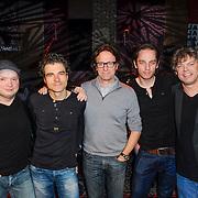 NLD/Hilversum/20140311 - Perspresentatie The Passion 2014, Eric van Tijn en band