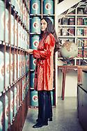 China / Shanghai <br /> <br /> Florence Samson<br /> © Daniele Mattioli  for Elle Decor China
