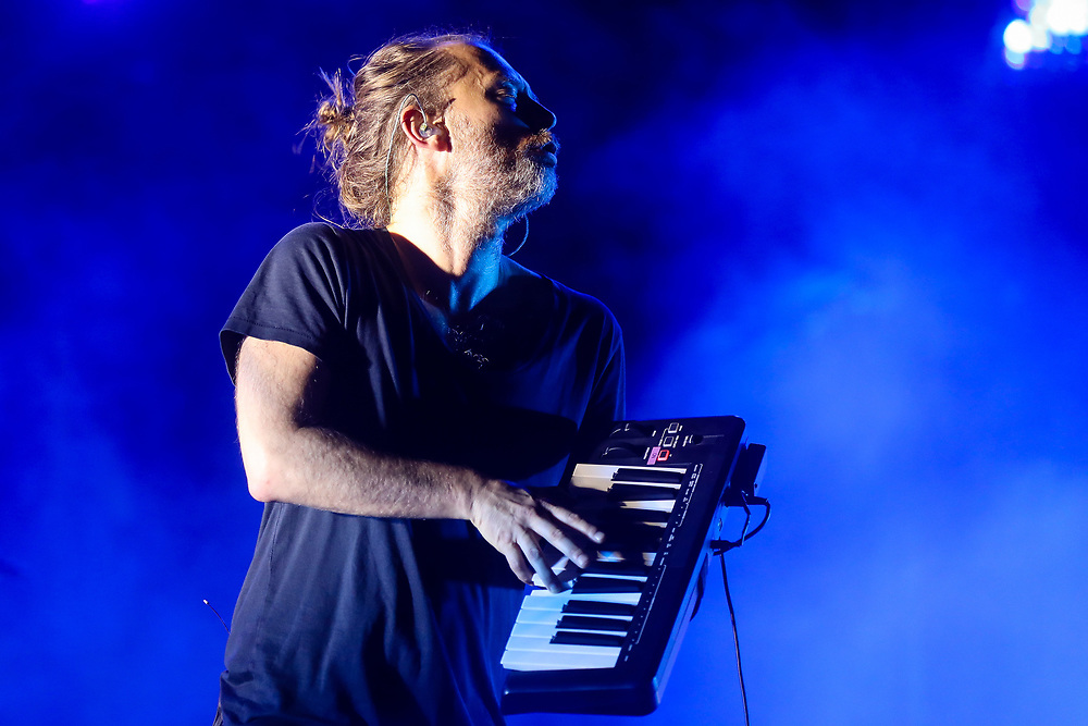 September 30, 2016: Day one of Austin City Limits music festival at Zilker Park in Austin, TX featuring headliners M83 and Radiohead