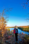 Fall Color Shoot for Minnesota Monthly Magazine
