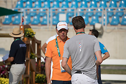 Ehrens Rob, NED, Smolders Harrie, NED<br /> Olympic Games Rio 2016<br /> © Hippo Foto - Dirk Caremans<br /> 19/08/16
