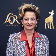 NLD/Utrecht/20181005 - L'OR Gouden Kalveren Gala 2018, Jacqueline Blom