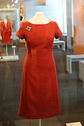 Beatrix opent tentoonstelling Máxima, 10 jaar in Nederland.//<br /> Queen Beatrix opens the exibition Maxima 10 years in the Netherlands