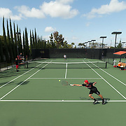 03/12/2016 - Men's Tennis v Arizona