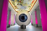 Nederland, Nijmegen, 10-10-2006..Het Muzieum, museum over zien, ogen,slechtziendheid, blindheid...Foto: Flip Franssen/Hollandse Hoogte