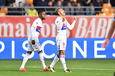 Troyes vs Lyon - 22 October 2017