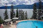 Halcyon Hot Springs, Upper Arrow Lake, Nakusp, British Columbia, Canada