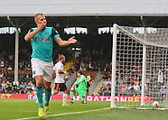 Fulham v Blackburn Rovers 200914