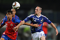 FOOTBALL - FRIENDLY GAME 2010 - FRANCE v COSTA RICA - 26/05/2010 - FRANCK RIBERY (FRA)<br /> PHOTO FRANCK FAUGERE / DPPI