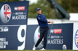 Danny Willett during day two of the British Masters at Walton Heath Golf Club, Surrey.