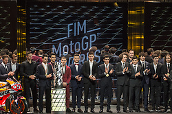 November 13, 2017 - Cheste, Spain - MotoGP Award Night (Credit Image: © Gaetano Piazzolla/Pacific Press via ZUMA Wire)