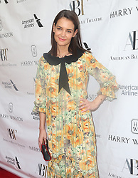 Katie Holmes at the ABT Spring Gala in New York. 20 May 2019 Pictured: Katie Holmes. Photo credit: MEGA TheMegaAgency.com +1 888 505 6342
