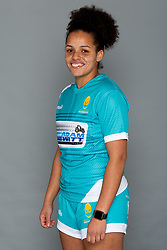 Sara Moreira of Worcester Warriors Women - Mandatory by-line: Robbie Stephenson/JMP - 27/10/2020 - RUGBY - Sixways Stadium - Worcester, England - Worcester Warriors Women Headshots