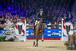 Modolo Zanotelli Marlon, BRA, Luigi d'Eclipse<br /> Jumping Mechelen 2019<br /> © Hippo Foto - Dirk Caremans<br />  27/12/2019