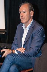 June 7, 2017 - Christian Boudier. Durante coletiva de imprensa do Festival Varilux de Cinema Francês. Teatro da Aliança Francesa. (Credit Image: © FáBio Guinalz/Fotoarena via ZUMA Press)