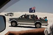 Wedge Island in Western Australia.