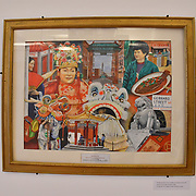 A free exhibition: The Making of Chinatown at China Exchange, on 18 August 2019, London, UK.